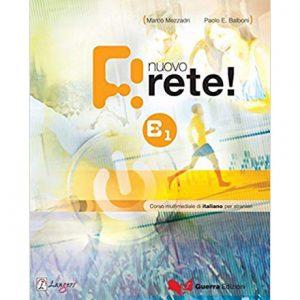کتاب Nuovo Rete B1