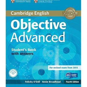 کتاب Objective Advanced