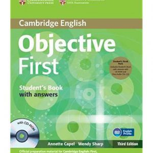 کتاب Objective First 4th Ed 2014