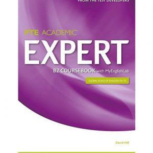 کتاب PTE Expert B2