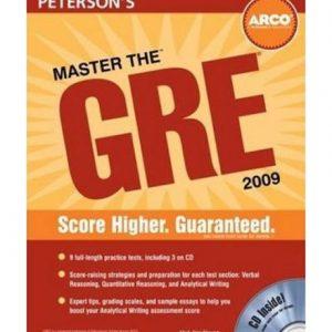 کتاب Petersons Master The GRE