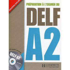 کتاب Preparation a examen du DELF A2