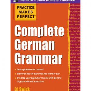 کتاب Practice Makes Perfect Complete German Grammar