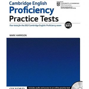 کتاب Proficiency Practice Tests