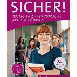 کتاب Sicher B2.1