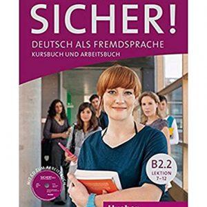کتاب Sicher B2.2