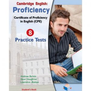 کتاب Succeed In Cambridge English Proficiency 8 Practice Tests