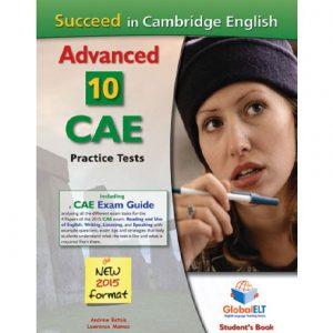 کتاب Succeed in Cambridge English Advanced 10 CAE practice tests