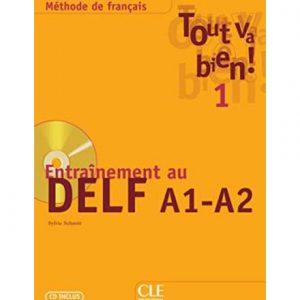 کتاب Tout Va Bien 1 Booklet Delf A1A2