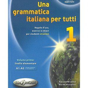 کتاب Una Grammatica Italiana Per Tutti 1