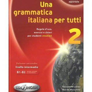 کتاب Una Grammatica Italiana Per Tutti 2