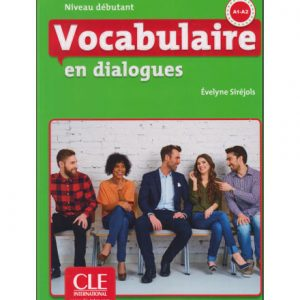 کتاب Vocabulaire en dialogues-debutant