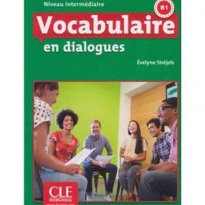 کتاب Vocabulaire en dialogues-intermediaire