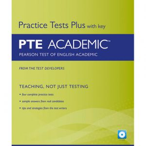 کتاب coll pearson test of english academic practice tests