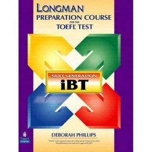 کتاب Longman Preparation Course for the TOEFL iBT