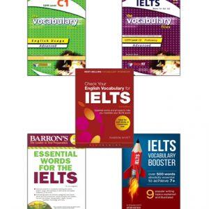 دانلود پکیج افزایش دایره لغات ویژه آزمون IELTS شماره 1
