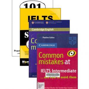 مجموعه کتاب های اشتباهات رایج در IELTS