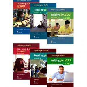 دانلود مجموعه کتاب های Improve Your Skills از انتشارات McMillan