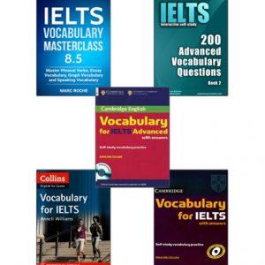 دانلود پکیج افزایش دایره لغات ویژه آزمون IELTS شماره 2