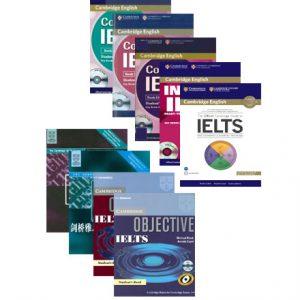 دانلود مجموعه کتاب های انتشارات کمبریج برای آزمون IELTS