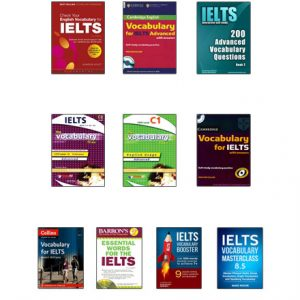 دانلود پکیج کامل لغات آزمون IELTS