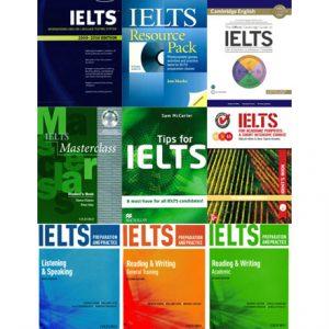 مجموعه کامل آمادگی آزمون IELTS