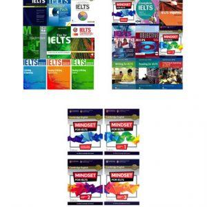پکیج کامل 34 کتاب آمادگی کامل آزمون IELTS زونکن شاپ مقدماتی تا پیشرفته
