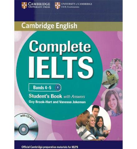 دانلود کتاب Cambridge_Complete IELTS Band 4.0-5.0