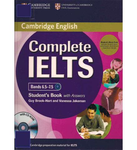 دانلود کتاب Cambridge_Complete IELTS Band 6.5-7.5
