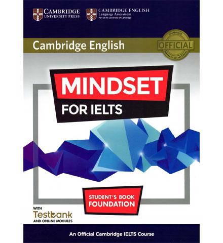 دانلود کتاب Cambridge_Mindset For IELTS Foundation