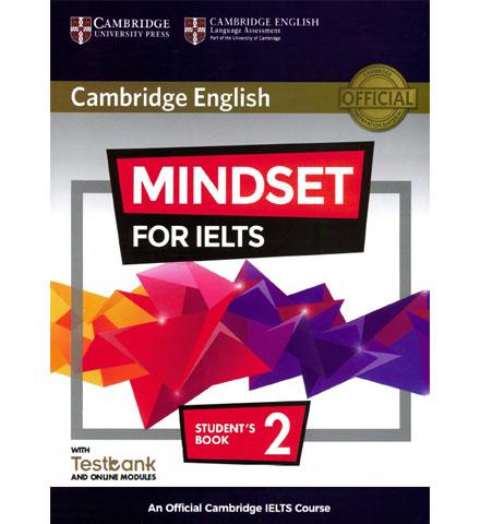 دانلود کتاب Cambridge_Mindset For IELTS Level 2