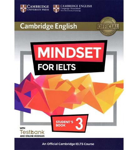 دانلود کتاب Cambridge_Mindset For IELTS Level 3