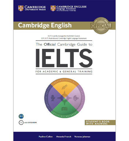 دانلود کتاب Cambridge_The Official Guide to IELTS