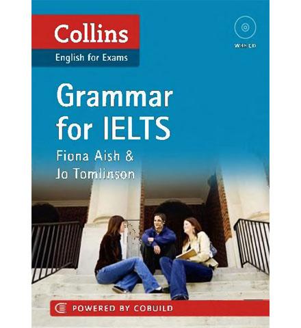دانلود کتاب Collins Grammar for IELTS
