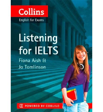 دانلود کتاب Collins Listening for IELTS