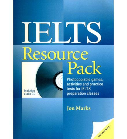 دانلود کتاب Delta Publishing IELTS Resource Pack