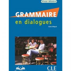 کتاب Grammaire en dialogues A1-A2