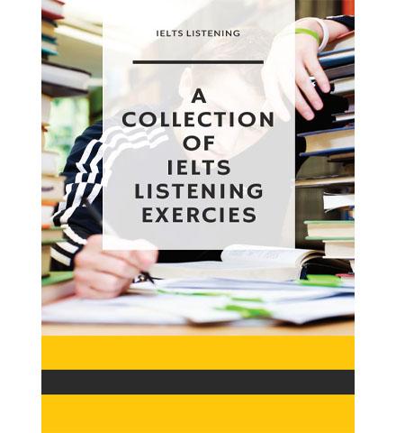 دانلود کتاب IELTS Journal a Collection of IELTS Listening Exercises
