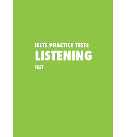 دانلود کتاب IELTS Practice Tests Listening