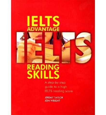 دانلود کتاب Jeremy Taylor IELTS Advantage Reading Skills