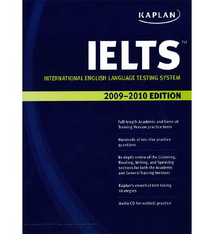 دانلود کتاب Kaplan IELTS