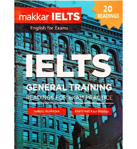 دانلود کتاب Makkar IELTS General Training Reading Practice