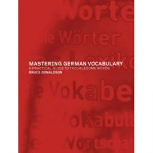 فایل کتاب Mastering German Vocabulary