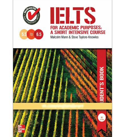 دانلود کتاب McGraw Hill IELTS For Academic Purposes