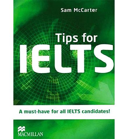 دانلود کتاب McMillan Tips for IELTS
