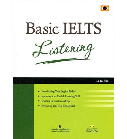 دانلود کتاب Nhan Tri Viet Basic IELTS Listening