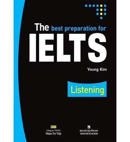 دانلود کتاب Nhan Tri Viet The Best Preparation for IELTS Listening