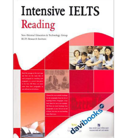 دانلود کتاب Nhan Tri Viet intensive ielts reading