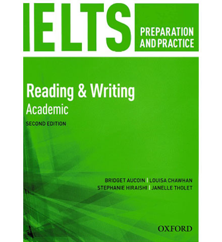 دانلود کتاب Oxford IELTS Preparation and Practice Reading and Writing Academic
