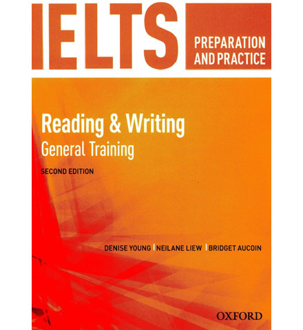 دانلود کتاب Oxford IELTS Preparation and Practice Reading and Writing General